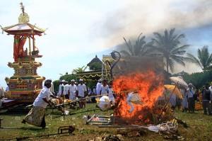 Death rituals is unique in indonesia  indospecial culture