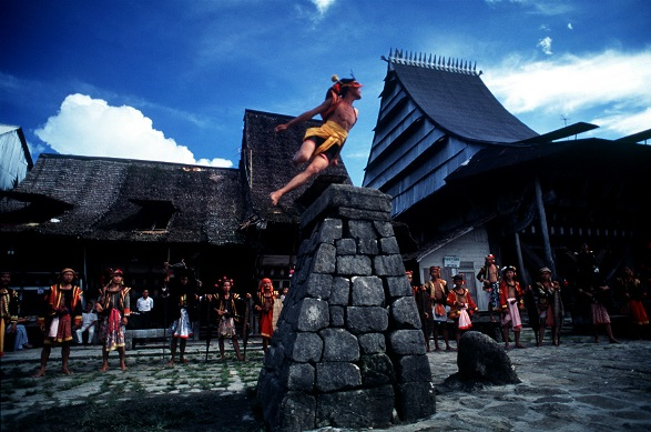 Unique culture that exists only in Indonesia  indospecial culture